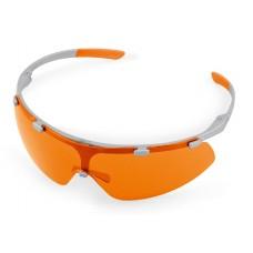 Окуляри захисні Stihl Super Fit помаранчеві