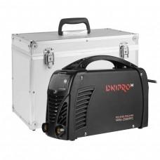 Зварювальний апарат Dnipro-M MMA-250 DPFC, IGBT