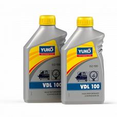 Масло компресорне YUKO VDL 100, 1л