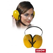 Навушники REIS OSU шумозахисні, жовті