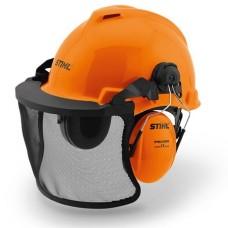 Шолом захистний Stihl Function Universal з сіткою та навушниками