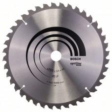 Диск пильний Bosch Optiline Wood Ø305 × 2,5 × 30мм, 40z, ATB/N