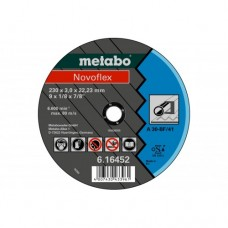 Круг Metabo Novoflex 125*2.5
