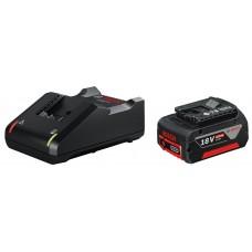 Акумуляторна батарея Bosch GBA 18V, 4,0Ah Li-Ion + GAL 18V-40
