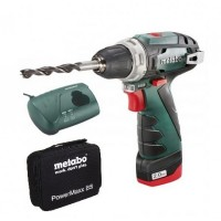 Шуруповерт Metabo PowerMaxx BS Basic Special Edition  АКЦІЯ!!