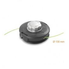 Головка косильна Tecomec Tap-N-Go EL Ø130мм, 2,4мм, M8×1,25 LH M