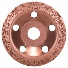 Круг Bosch чашковий твердосплавний 115 × 22мм, зі скошеною крайкою