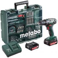 Шуруповерт Metabo BS 14,4 Mobile Workshop