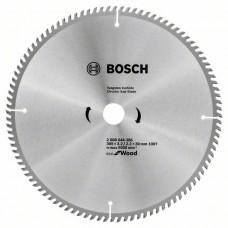 Диск пильний Bosch Eco for Wood Ø305 × 30мм 100T