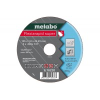Круг Metabo INOX Flexiarapid S 125*1.0