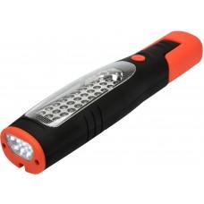 Ліхтар світлодіодний Yato 30+7 LED, 3,7 V, з магнітом