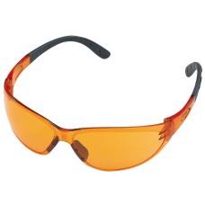 Окуляри захисні Stihl Contrast, помаранчеві