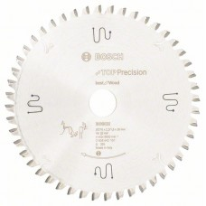 Диск пильний Bosch Top Precision Best for Wood Ø216 × 2,3 × 30мм, 48z, АТВ