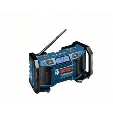 Радіоприймач з зарядним пристроєм Bosch GML SoundBoxx