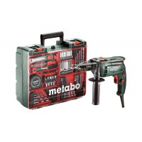 Дриль Metabo SBE 650 Mobile Workshop   !АКЦІЯ