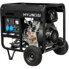 Генератор дизельний Hyundai DHY 6500L