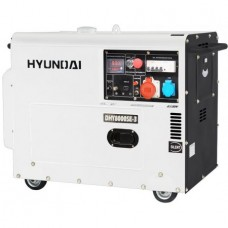 Генератор дизельний Hyundai DHY 8000SE-3