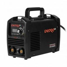 Зварювальний апарат Dnipro-M SAB-258DPB, IGBT