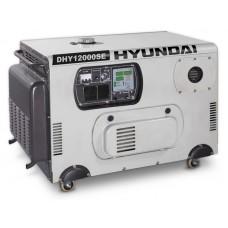 Генератор дизельний Hyundai DHY 12000SE