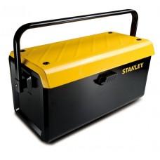 """Ящик Stanley 19"""" металевий з 1-ю шуфлядою"""