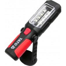 Ліхтар світлодіодний Yato SMD LED + POWER LED, з магнітом