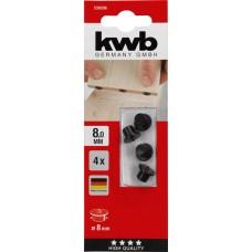 Маркер KWB для центрування, Ø8мм, 4шт