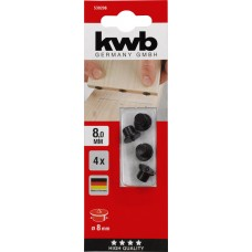 Маркер KWB для центрування, Ø10мм, 4шт