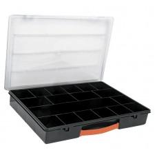 Ящик органайзер Truper, 18 секцій