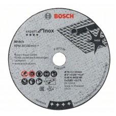 Круг відрізний Bosch Expert for Inox A60R INOX BF, Ø76×1,0×10мм, 5шт